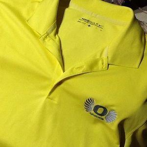 U of Oregon Ducks Nike Golf Dri-Fit Polo